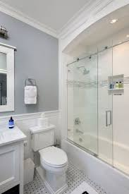 size of small bathroom with shower