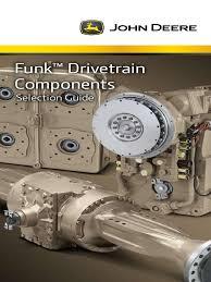john deere funk drivetrain transmission mechanics horsepower