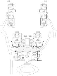 five bedroom floor plan five bedroom villa in seychelles four seasons desroches island