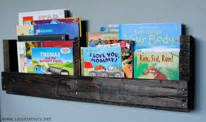 Bookshelf Book Holder How To Make A Pallet Shelf Diy Shelf Home Stories A To Z