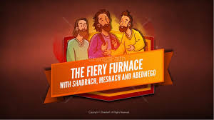 the fiery furnace with shadrach meshach and abednego bible video