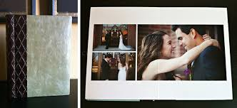 wedding picture albums snapshots wedding albums chanterelle photography montgomery