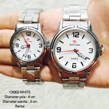 Jam Tangan Alba Pasangan jual jam tangan pria wanita guess alba fossil rantai