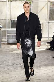 givenchy spring summer 2016 menswear second kulture