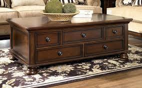 mahogany coffee table with drawers mahogany coffee table with drawers small tables storage luxury