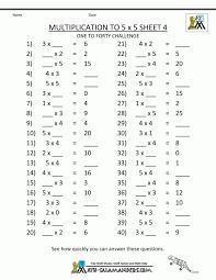 Worksheets Grade 3 Math Multiplication Worksheets Grade 3 Kelpies