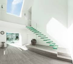 Painted Stairs Design Ideas Living Room Stairway Landing Decorating Ideas Narrow Hallway