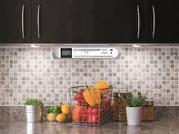 under cabinet television for kitchen 17 best under cabinet kitchen radios images on pinterest