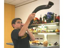 kids shofar children embrace rosh hashana tradition handmade in shofar