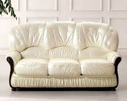 Fancy Leather Chair Furniture Italian Leather Sofa Bed 33ss32