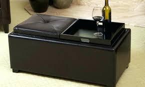 storage ottoman reversible top fashionable storage ottoman tray ottoman tray top awesome fabulous