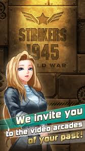 strikers 1945 apk strikers 1945 world war android apps on play