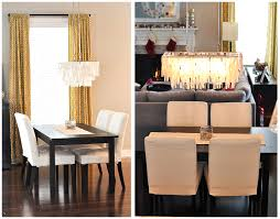 Chandeliers For Dining Room Pillar Candle Rectangular Large - Dining room chandeliers canada