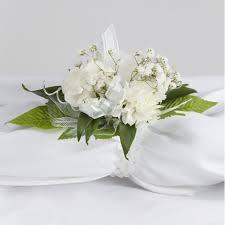 White Wrist Corsage Glam Mini Carnation Wrist Corsage Martin U0027s Specialty Store Order
