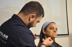 kryolan halloween makeup panchtatva the essence of life kryolan organizes alluring seminar
