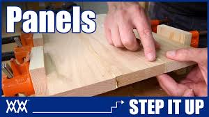Different Types Of Wood Joints And Their Uses by Need Wide Boards How To Make Panels By Edge Joining Lumber Step