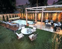 Above Ground Pool Design Ideas Backyard Design Ideas With Above Ground Pool Small Backyard Design