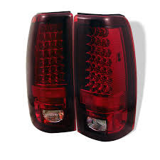 2005 gmc sierra tail lights tail lights gm duramax 6 6l 2004 5 2005 lly lighting xdp