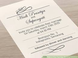 your own wedding invitations how to print on wedding invitations bridalshowerinvitations911