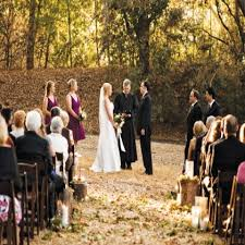 outdoor fall wedding ideas 6 innovative and creative outdoor fall wedding ideas bash corner
