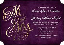 purple and gold wedding invitations purple wedding invites simplo co