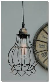 Hanging Lights For Kitchen by Tuscan Hanging Pendant Light Mini Chandelier Iron U0026 Glass Old