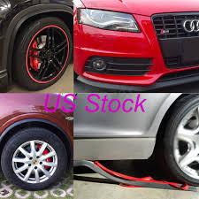 nissan sentra front bumper 2 5m x 5cm car front bumper lip splitter body spoiler protector