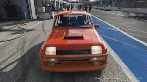 renault 1980 forza motorsport 7 1980 renault 5 turbo car show speed crash