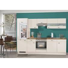 K Henzeile Komplett Impuls Küchenzeile Mq 280 Cm Küchenzeilen Mit E Geräten