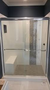sliding shower doors chc glass u0026 mirror atlanta ga