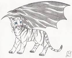 tiger wing by electric mongoose on deviantart