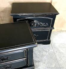 how to paint bedroom furniture black black painted bedroom furniture black painted bedroom furniture