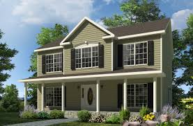 2 story homes morris two story style modular homes