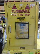 Justrite Flammable Liquid Storage Cabinet Justrite 25710 Flammable Liquid Storage Cabinet 12 Gallon Ebay