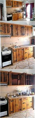 kitchen cabinets from pallet wood wood pallet kitchen cabinet doors page 1 line 17qq