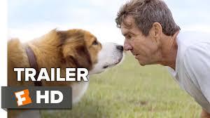 a dog u0027s purpose official trailer 1 2017 dennis quaid movie
