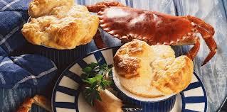 moule a soufflé cuisine soufflé au crabe recette sur cuisine actuelle