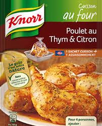 cuisiner un poulet au four poulet thym et citron