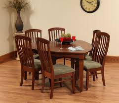 amish dining room sets new amish dining chairs home design ideas