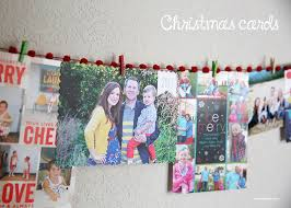 card hanging ideas lights card and decore
