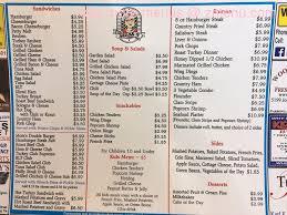 Country Kitchen Restaurant Menu - online menu of mom u0027s country kitchen restaurant front royal
