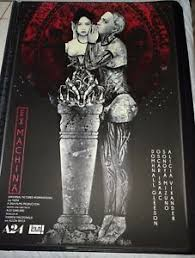 ex machina poster ex machina poster by kaun 2016 limited screen print lk