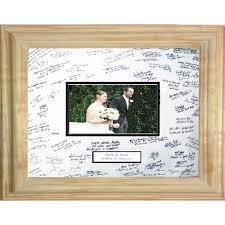 wedding signing frame wedding signature frame