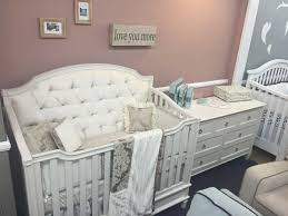 Baby Furniture Warehouse Los Angeles Heaven Custom Made Tufted Crib W Crystals Kids Furniture In Los
