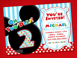 mickey mouse clubhouse birthday invites huge selection mickey mouse invitation minnie mouse invitation