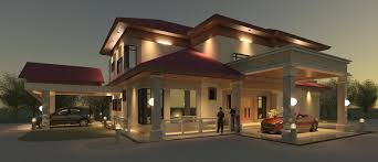 Revit Architecture House Design Residential House 07 By Han7s On Deviantart