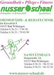 34537 Bad Wildungen Elektronische Visitenkarte Stadtplan Net Nusser Schaal