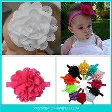 headbands for babies 11 chiffon flower bow headbands for babies only 4 59 free shipping