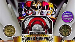 legacy movie power morpher white ranger edition power rangers the legacy movie power morpher white ranger edition power rangers the movie youtube