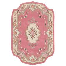 Area Rugs Victoria by Home Decorators Collection Imperial Rose 5 Ft X 8 Ft Shape Area